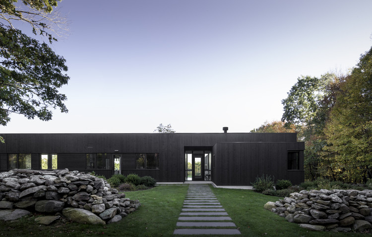 Sackett Hill House / Deborah Berke Partners, © Catherine Tighe