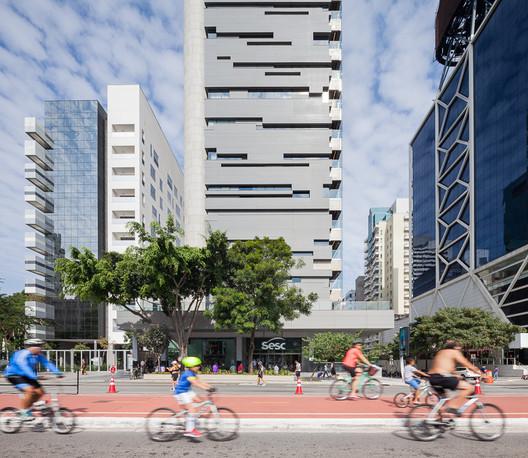 Sesc Avenida Paulista / Königsberger Vannucchi Arquitetos Associados