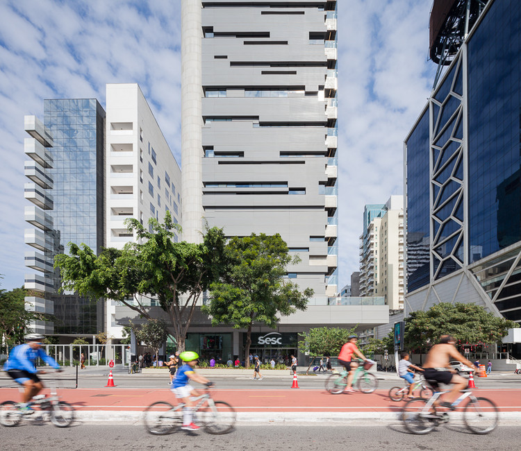 Sesc Avenida Paulista / Königsberger Vannucchi Arquitetos Associados, © Pedro Vannucchi
