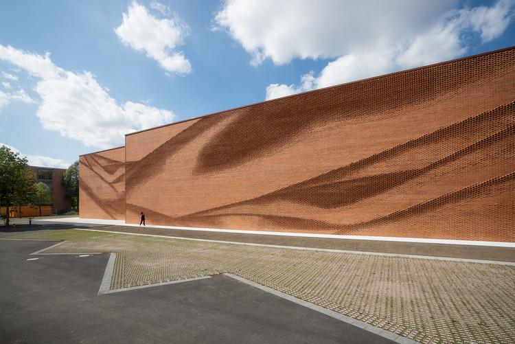 Administrative Building Textilverband / Behet Bondzio Lin Architekten, © Thomas Wrede