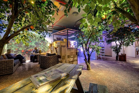 Google Tel Aviv. Image © Itay Sikolski