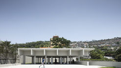 Mausoleo Chia Ching  / Álvaro Siza + Carlos Castanheira