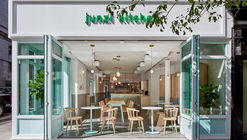 Rua Bleecker / Junzi Kitchen