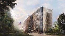 SHoP Architects diseñará la embajada de Estados Unidos en Honduras