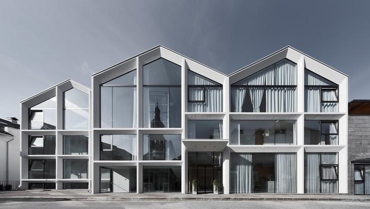 Hotel Schgaguler / Peter Pichler Architecture, © Oskar Dariz