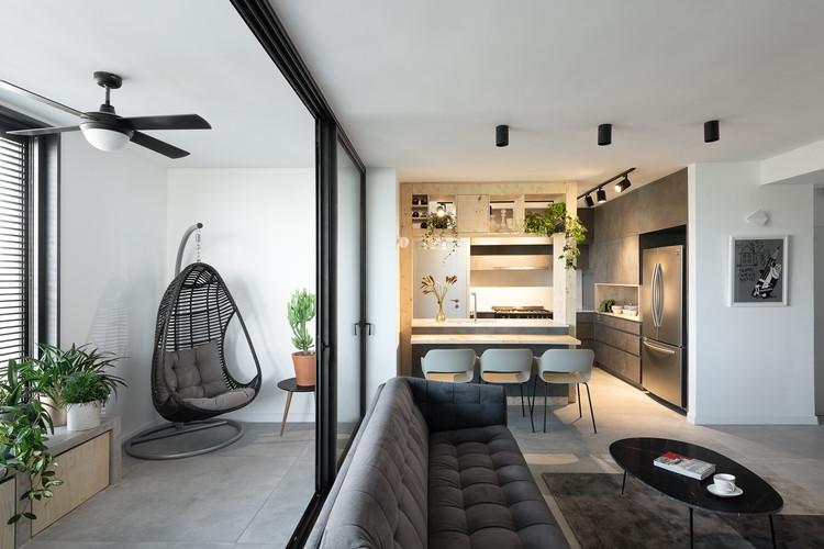 Modern Urban Apartment In Tel Aviv Studio Perri Interior Design