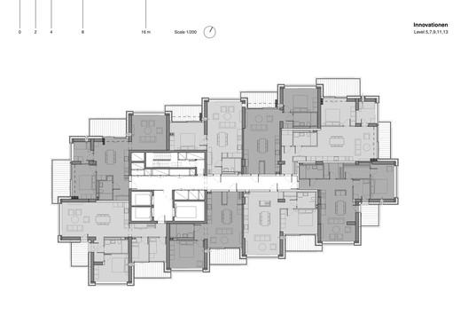 Floor Plan © OMA
