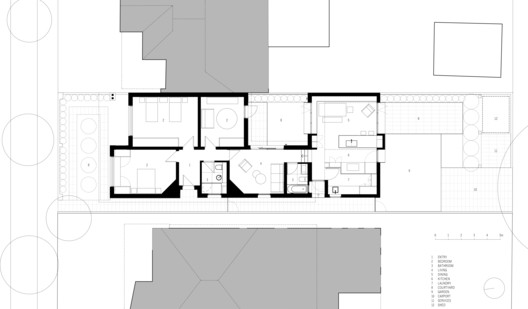 Proposed / Floor plan