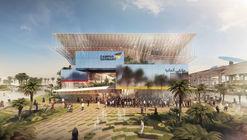 Pavilhão alemão para a Expo 2020 de Dubai será projetado pelo think tank LAVA