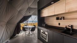 """Dômes Charlevoix"" Eco-Luxurious Accommodations / Bourgeois / Lechasseur architectes"