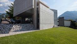 Casa Suíça Galbisio / Davide Macullo Architects