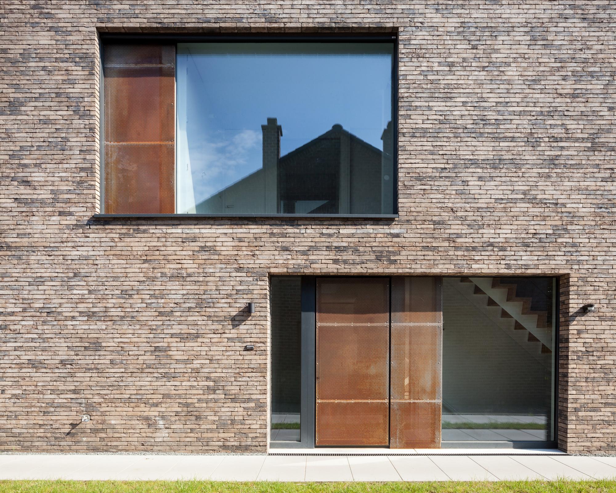 Very Low Energy House Halle / HASA - Architecten