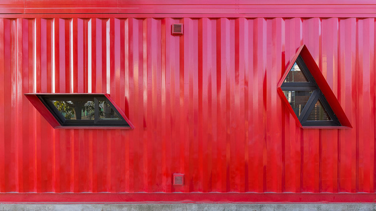 Casa Container / José Schreiber Arquitecto. Image © Ramiro Sosa