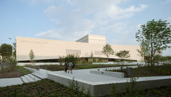 Theater Jacques Carrat / ateliers O-S architectes