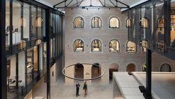 Escritórios Vieira de Almeida & Associados / PMC Arquitectos + Openbook Arquitectura