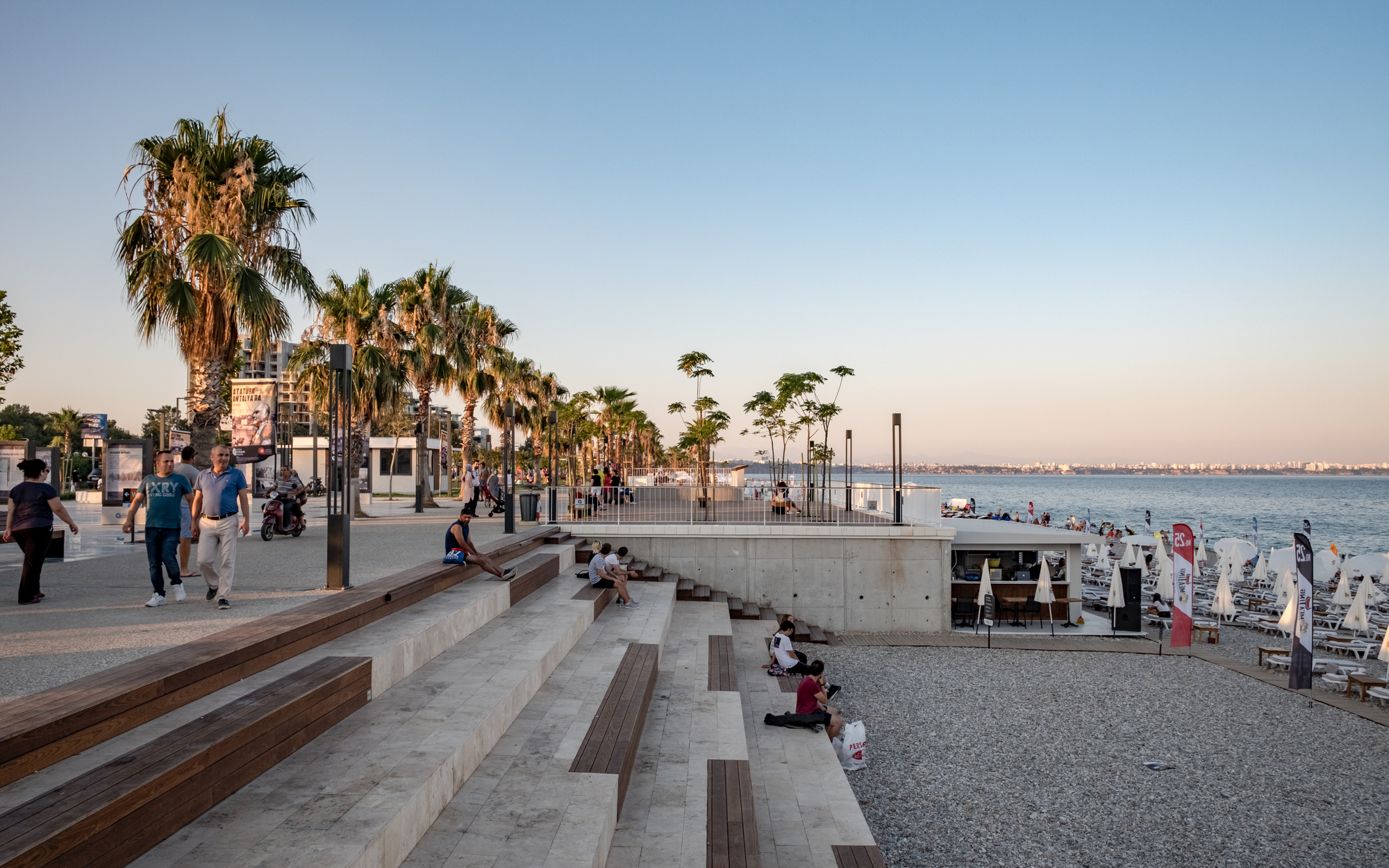 Gallery of Antalya Konyaalti Coastline Urban Rehabilitation / OZER/URGER Architects - 1