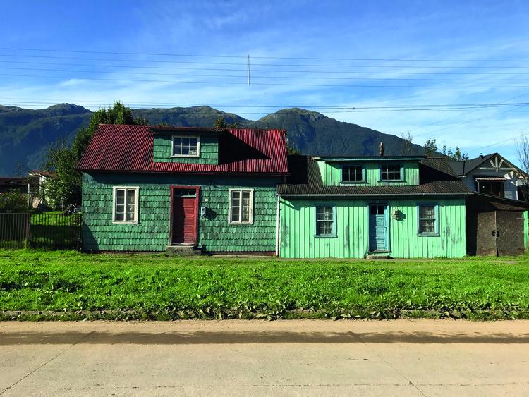 El patrimonio arquitectónico desconocido de Aysén, © Miguel Delso