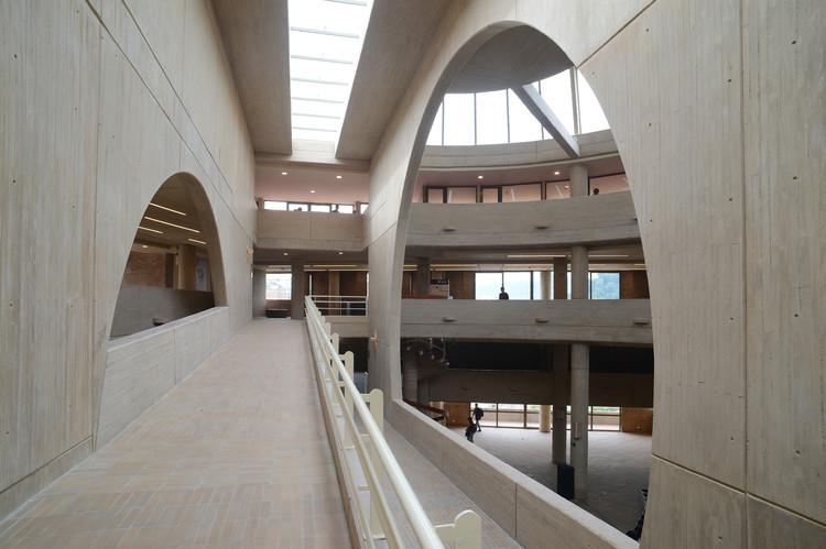 Centro Cultural Universitario Rogelio Salmona, de la Universidad de Caldas (Primera Etapa) / Rogelio Salmona, © Maria Elvira Madriñan