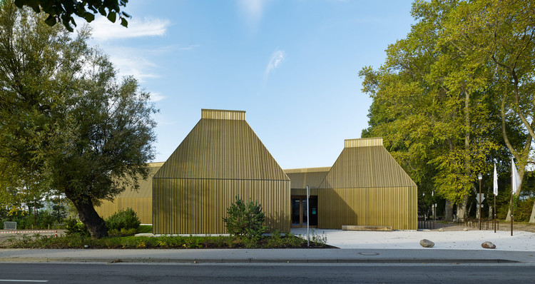 Kunstmuseum Ahrenshoop / Staab Architekten, © Stefan Mueller
