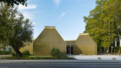 Museo de arte Ahrenshoop / Staab Architekten