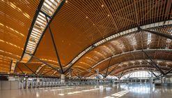 Terminal de acesso de passageiros / RSHP + Aedas