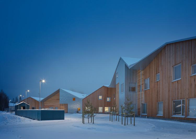 Taika Kindergarten / OOPEAA, © Mikko Auerniitty
