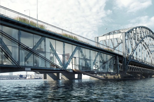 Gamla Lidingöbron. Image Courtesy of Urban Nouveau