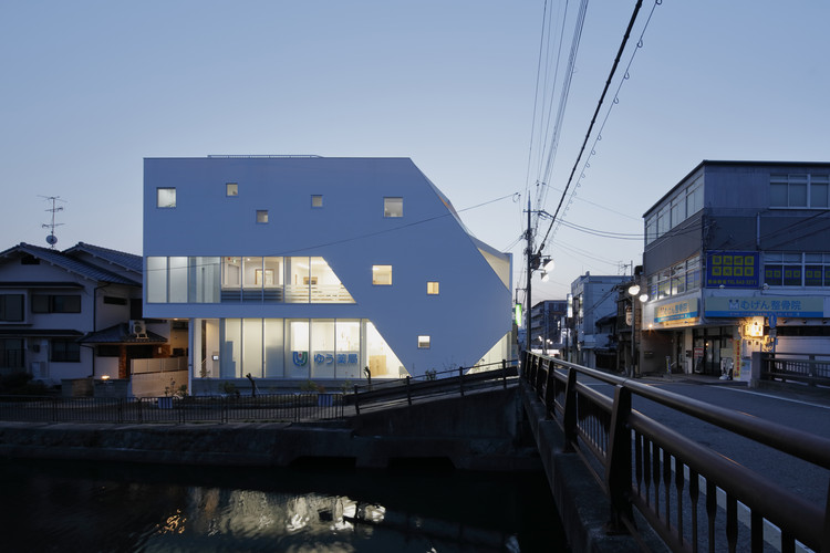 Kanoko Building / EASTERN Design Office, © Koichi Torimura