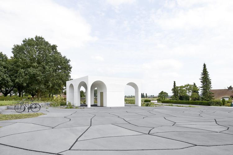 Six Vaults Pavilion / Gijs Van Vaerenbergh , © Matthijs van der Burgt