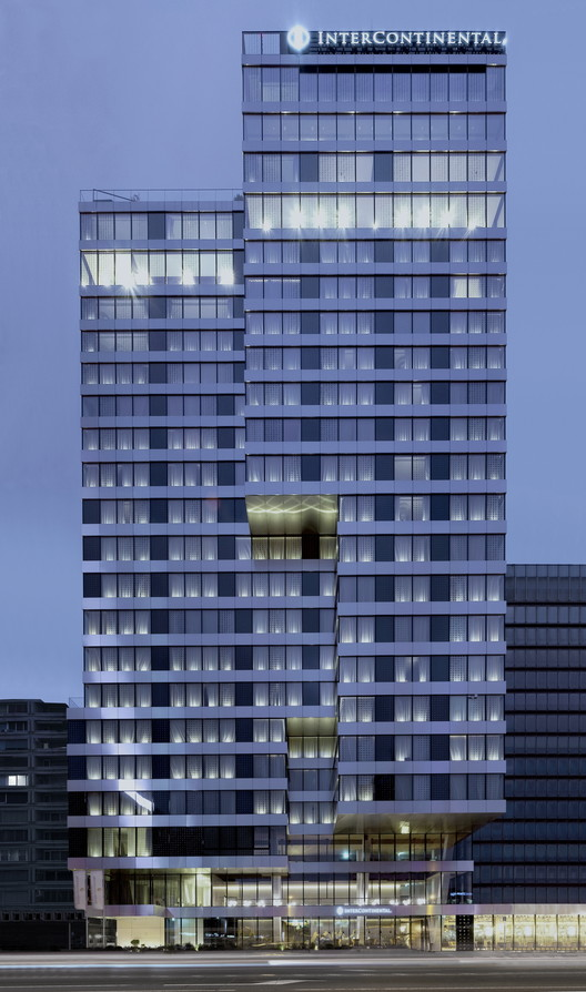 Platform Tower / OFIS Architects