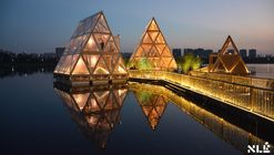 NLÉ Architects' MFS IIIx3 Prototype Launched in China Explores Ecological Intelligence