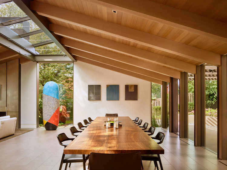 Omaha Casa de Arte / Olson Kundig, © Benjamin Benschneider