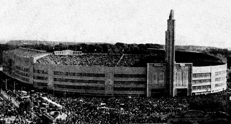 Clásicos de Arquitectura: Estadio Nacional del Perú / Alberto Jimeno  , 1. Image Cortesía de CAMMP