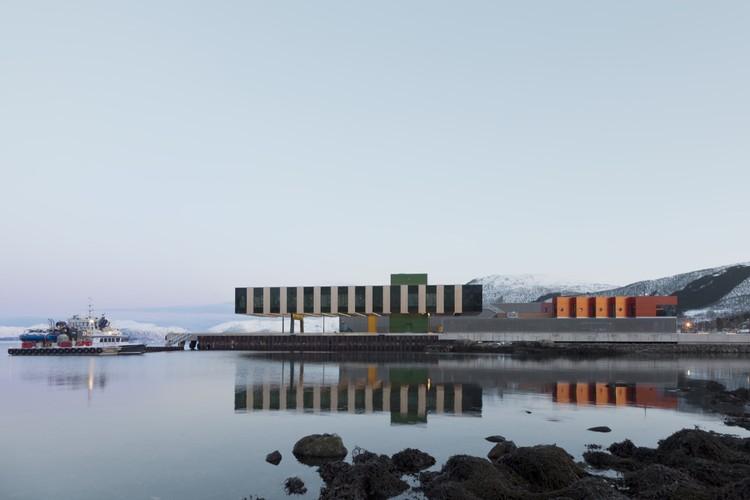 Área Industrial de Holmen / Snøhetta, © Ketil Jacobsen