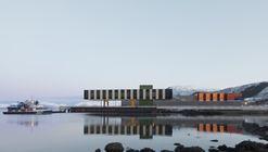 Área Industrial de Holmen / Snøhetta