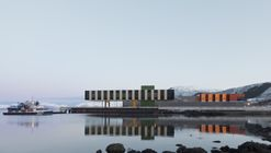 Holmen Industrial Area / Snøhetta