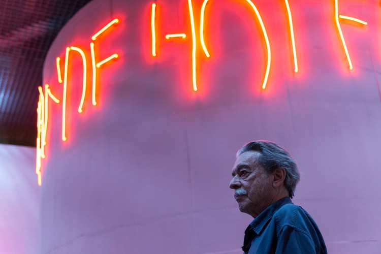 """""""A cidade é feita mais de homens do que de construções"""": entrevista com Paulo Mendes da Rocha, © André Scarpa"""