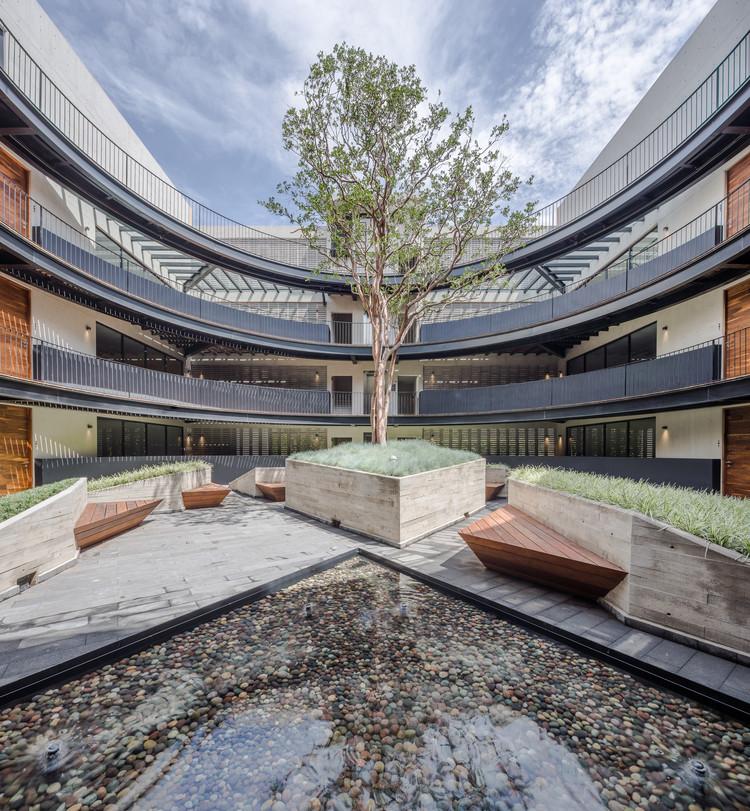 Edificio MX581 / HGR Arquitectos, © Diana Arnau
