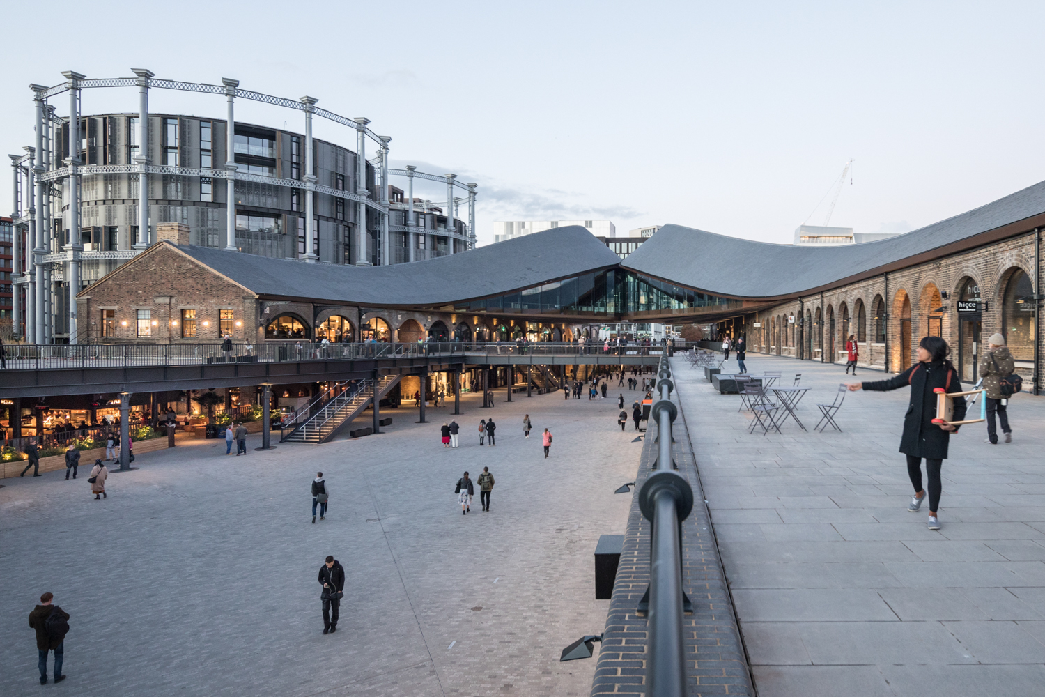 Gallery Of Coal Drops Yard Photographed Through The Lens