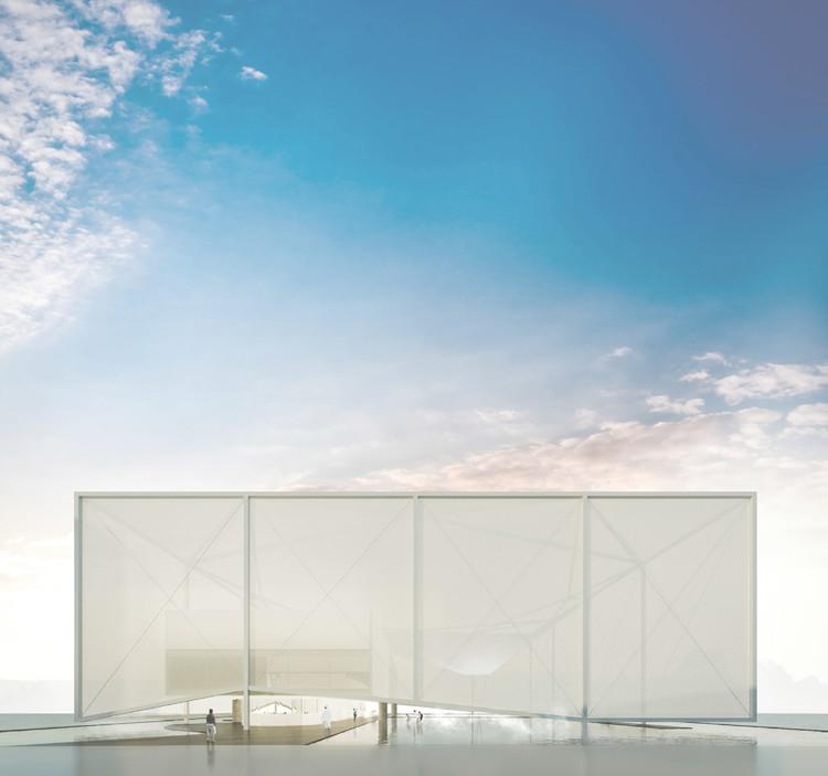 Pavilhão do Brasil na EXPO Dubai 2020: vencedores do concurso, 1º lugar. Image via Site oficial Concurso Público Nacional de Arquitetura e Expografia  Pavilhão do Brasil na Expo Dubai 2020