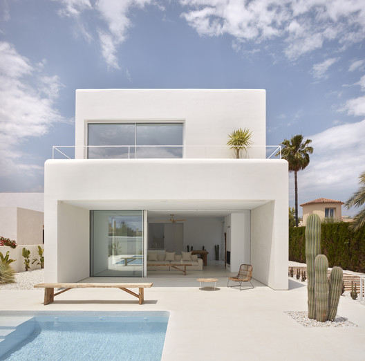 Carmen House / Carles Faus Arquitectura