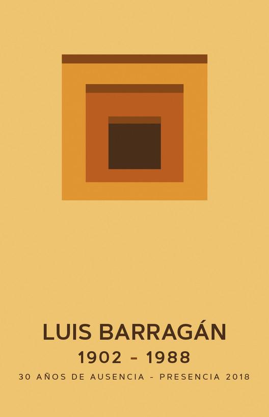 Luis Barragán | 30 años de ausencia - presencia, Diseño: Fabián Medina Ramos