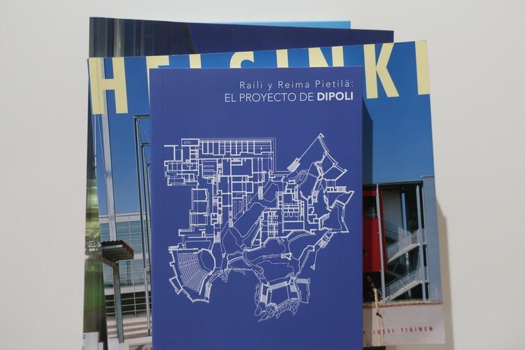 Arquitectura finlandesa (Raili y Reima Pietilä) en el Instituto de Finlandia, Instituto Iberoamericano de Finlandia