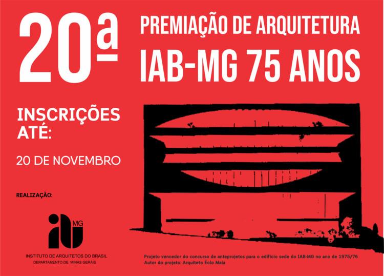 20ª Premiação de Arquitetura IAB-MG 2018 – 75 anos de IAB-MG, Maurício Santiago
