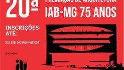20ª Premiação de Arquitetura IAB-MG 2018 – 75 anos de IAB-MG