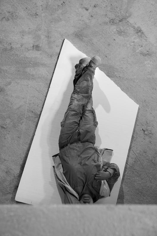 Exposición Mercat Sant Antoni / Objeto / Obra / Atmósfera, Asier Rua