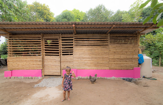 Grow Your House / Lucila Aguilar Arquitectos. Image © Lucila Aguilar