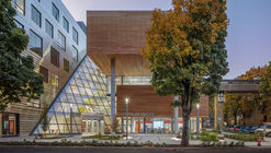 Karl Miller Center, Portland State University / Behnisch Architekten + SRG Partnership