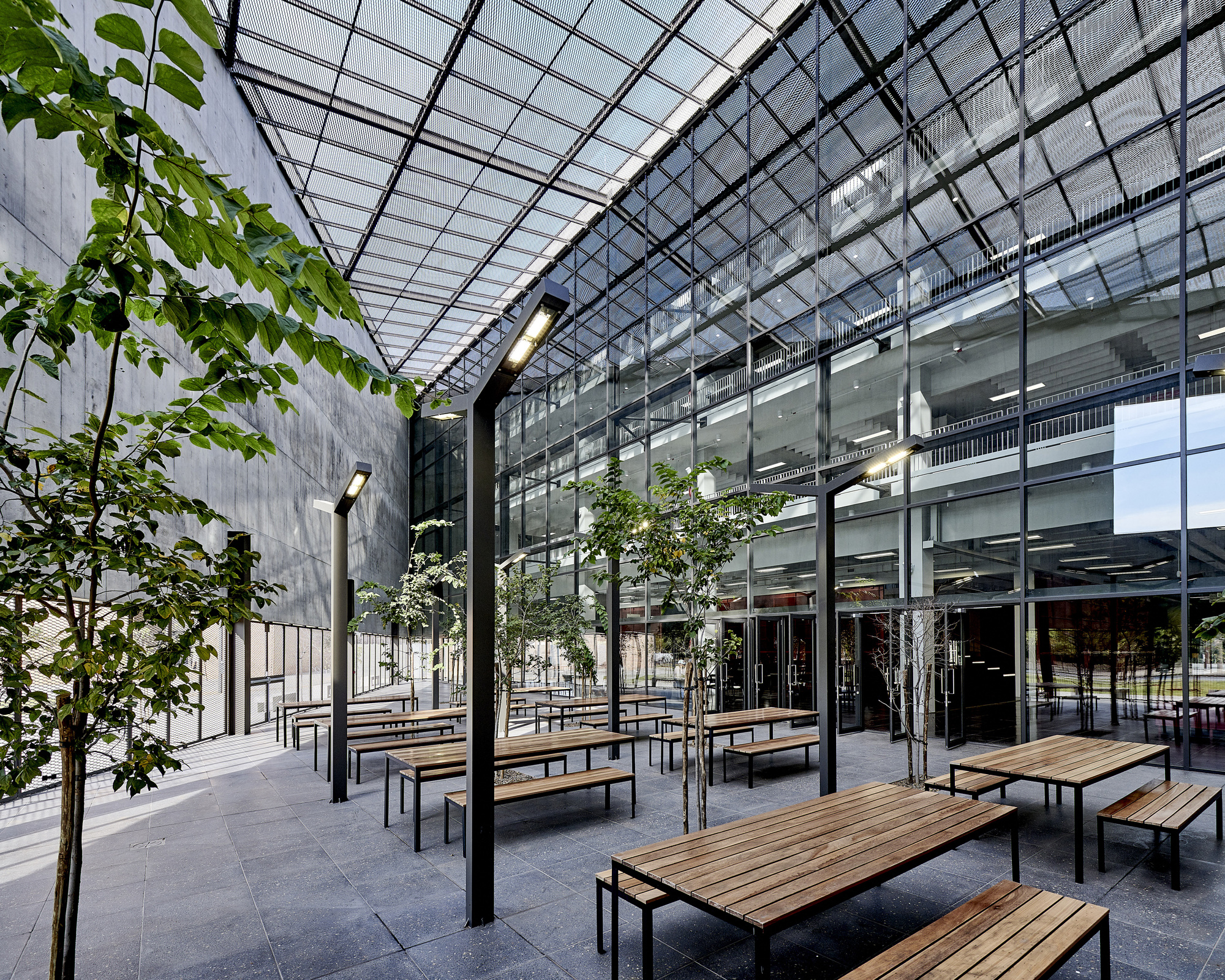 Sol Plaatje University Student Resource Center / Designworkshop