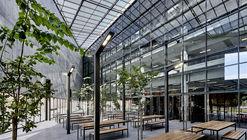 Centro de Recursos para Estudantes da Universidade Sol Plaatje / Designworkshop
